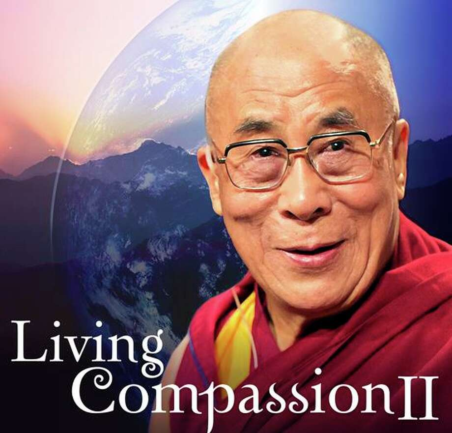 Living Compassion II: The Dalai Lama's Life Story in Music, Words and Images featuring Tencho Gyatso and Nawang Khechog will be held Sunday, Nov. 3, at the Ridgefield Playhouse. Photo: Contributed Photo.