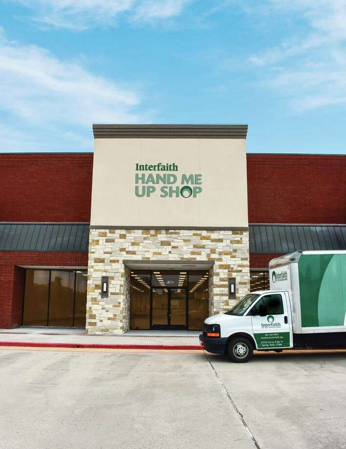 The new Hand Me Up location of Interfaith of The Woodlands will celebrate its grand opening next week with the Holiday Extravaganza starting Thursday, and a ribbon cutting on Friday. Photo: Provided