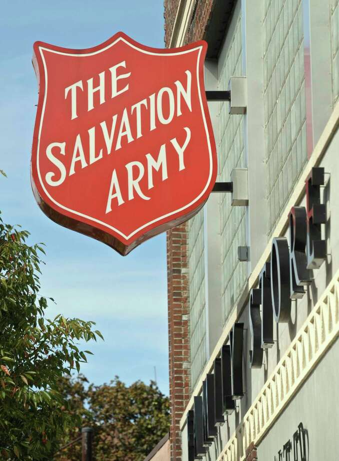 The Salvation Army thrift store on Main Street is closing as of September 30th. Thursday, September 29, 2016, in Danbury, Conn. Photo: H John Voorhees III / Hearst Connecticut Media / The News-Times