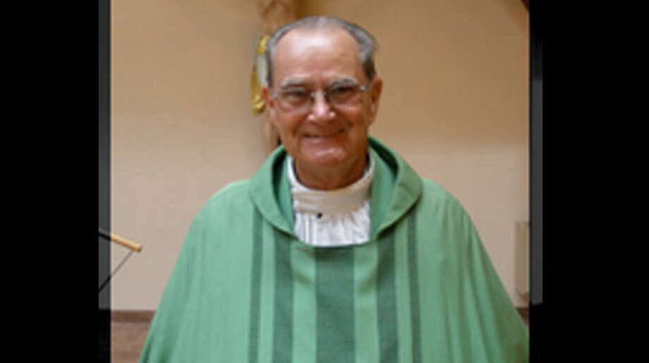 A longtime Capital Region priest was swept away by flood waters Thursday evening while driving to Mass and was found dead Friday morning in Herkimer County. The Rev. John Thomas Connery of Glenville was 82 years old. Photo: Roman Catholic Diocese Of Albany
