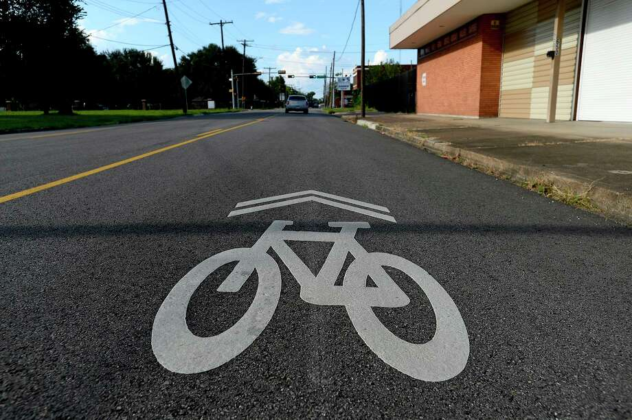 Some find it hard to believe, but reducing roadways would also reduce traffic and open the door to walking, biking and other transit options. Photo: Beaumont Enterprise File Photo / ©2018 The Beaumont Enterprise