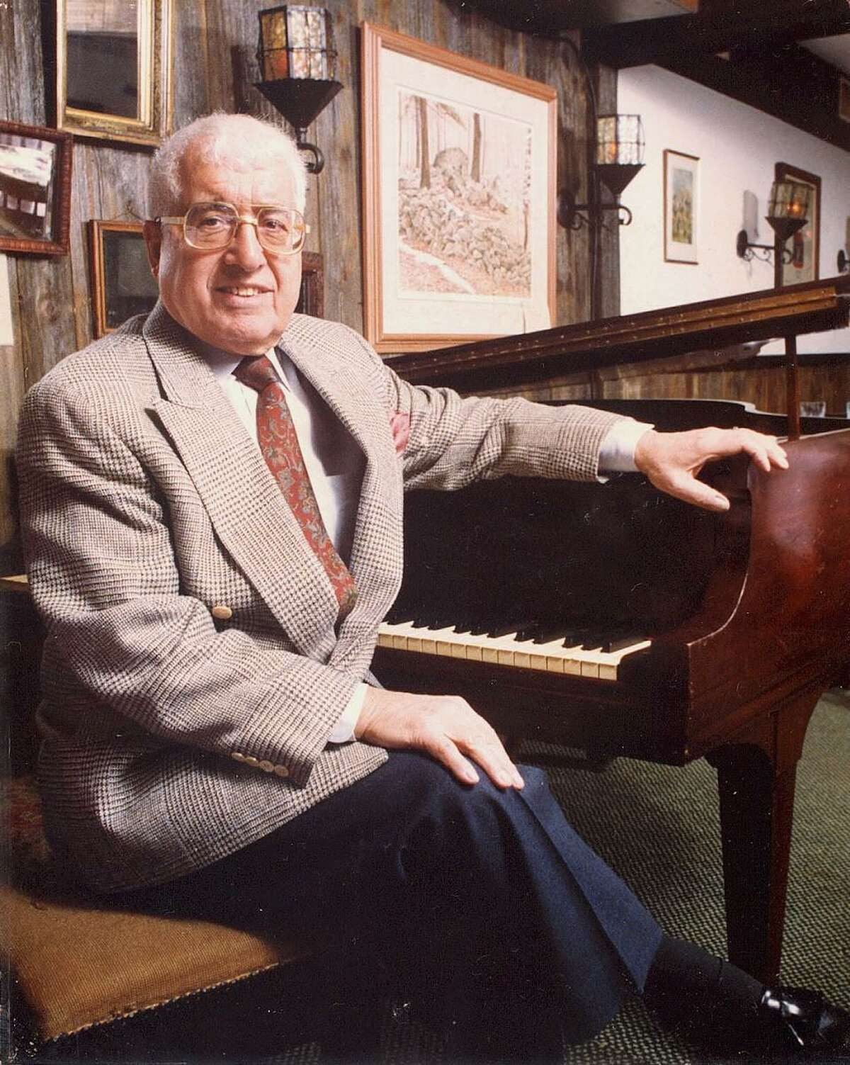 Music in the Nave is hosting a jazz and classical music concert to commemorate the centennial of pianist Dolph Traymon at St. Andrew's Episcopal Church on November 10.