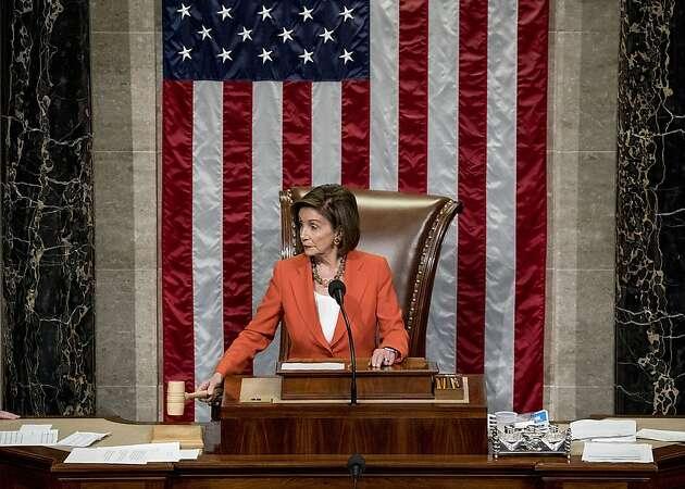 Editorial: Pelosi should make a deal with Trump