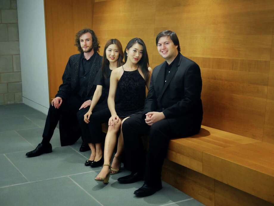 The Friends of Woodbury Senior Community Center, Inc. is pleased to announce a free community concert by the Parnassus String Quartet (Yale School of Music) which will be held at 2 p.m. on Nov. 10 at the Woodbury Senior Community Center. Photo: Contributed Photo