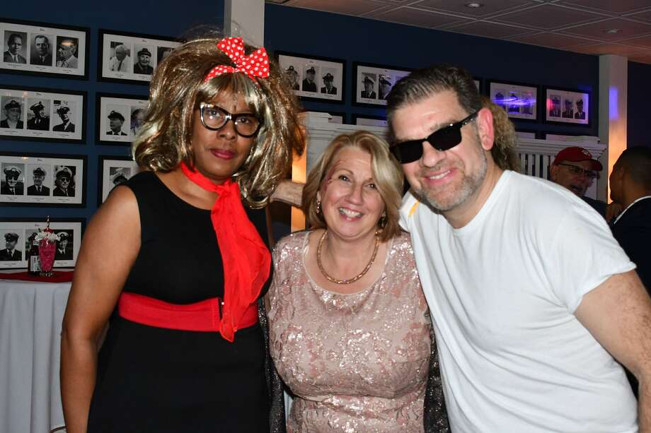 The Bridgeport Neighborhood Trust held its annual Masquerade Ball on November 1, 2019. This year's theme was the 1950s. Were you SEEN? Photo: Vic Eng / Hearst Connecticut Media Group