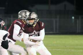 Cass City shutout Sandusky 40-0 in the opening round of the playoffs on Friday, Nov. 1.