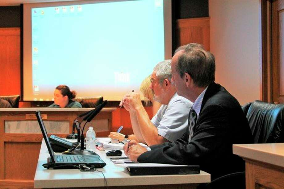 Wednesday's council meeting is slated for 7 p.m. in council chambers at Manistee City Hall. (News Advocate File Photo)