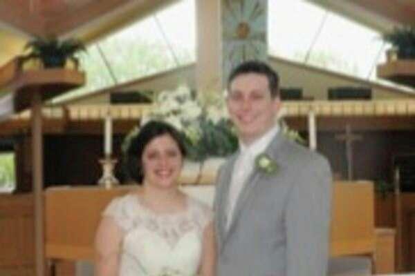 Laura (Heinrich) and Matthew Bender