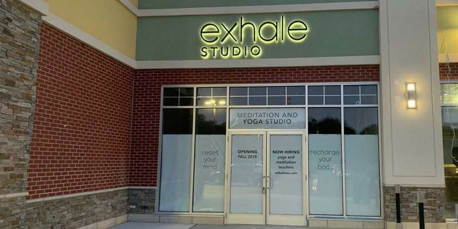 Exhale Studio officially opened its doors Friday, Nov. 1. Photo: Contributed Photo / Connecticut Post