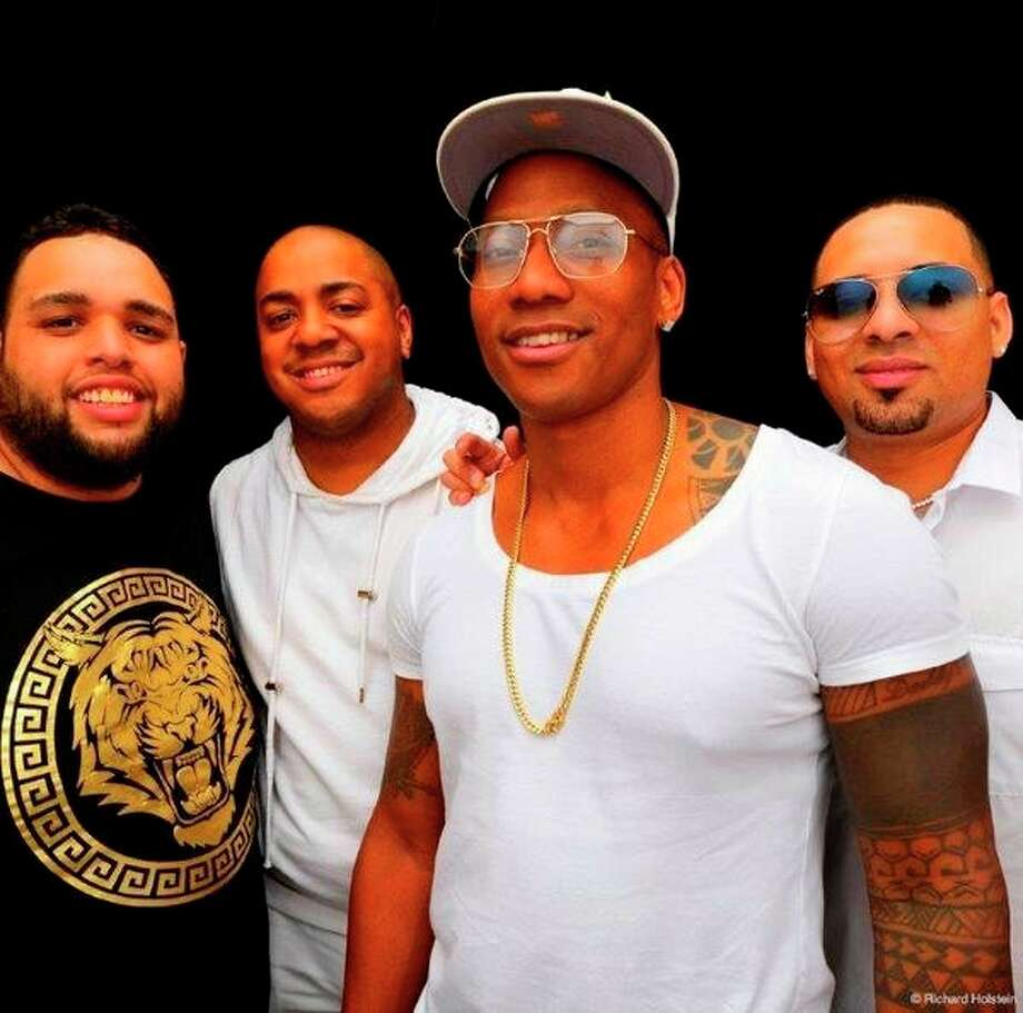 Pedrito Martinez will take the stage in an explosive Latin/Afro-Cuban music extravaganza at the Ramsdell Regional Center for the Arts in Manistee. (Courtesy Photo)