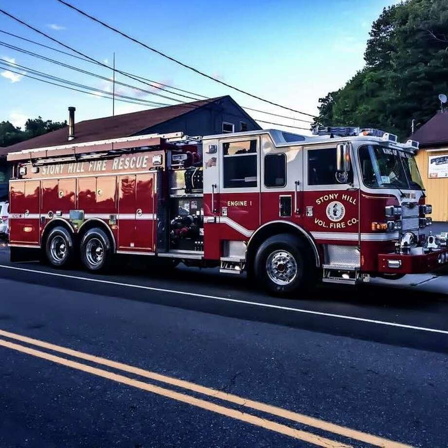 File photo Photo: Contributed Photo / Stony Hill Volunteer Fire Company
