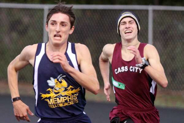 Area teams, including Cass City, competed at the D3 cross country state finals at Michigan International Speedway on Saturday.
