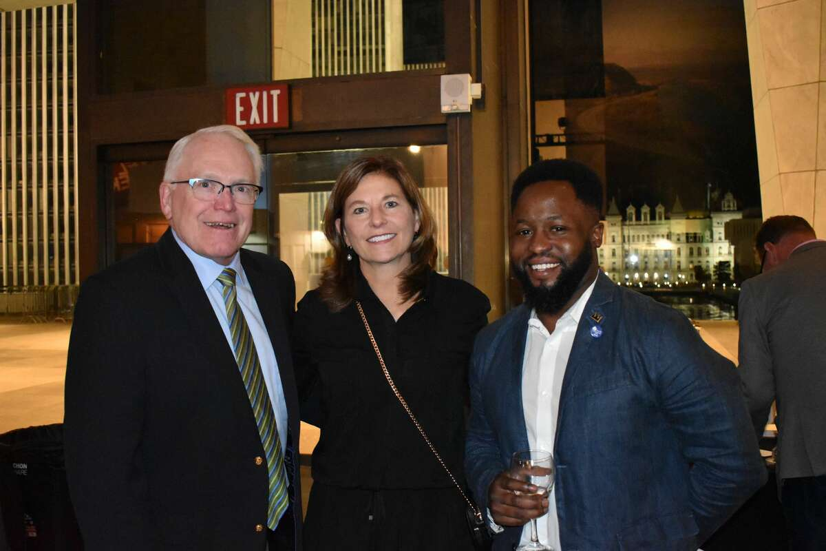 Were you Seen at the BUILT 2019 Art Show at the New York State Museum in Albany on Nov. 2, 2019?