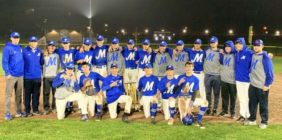 The Middletown Post 75 Junior Division (17U) team won the state's fall championship for the second straight year, defeating Windsor/Windsor Locks. Photo: Contributed Photo