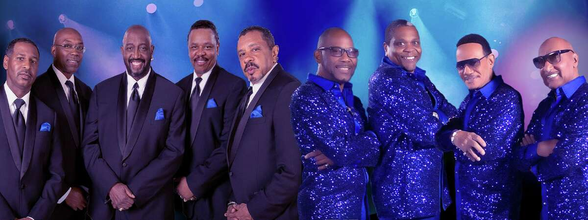 The Temptations and The Four Tops March 12, Majestic Theatre
