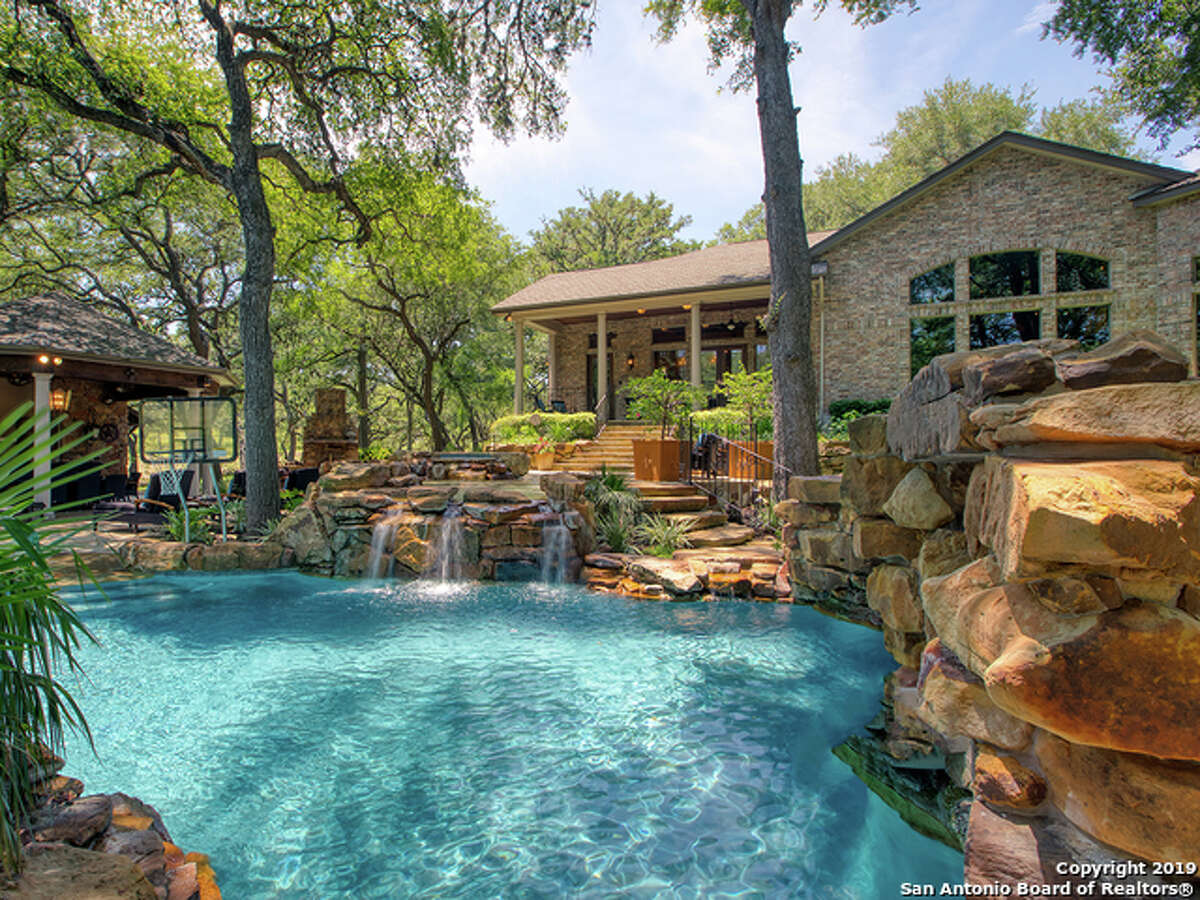Click ahead to view the highest-priced homes on the market in San Antonio.  21881 Cielo Vista Dr.  San Antonio, TX 78255: $6.5M  5 bedrooms | 4 full baths | 2 half baths | 7,334 sq. ft. | Year built: 1996