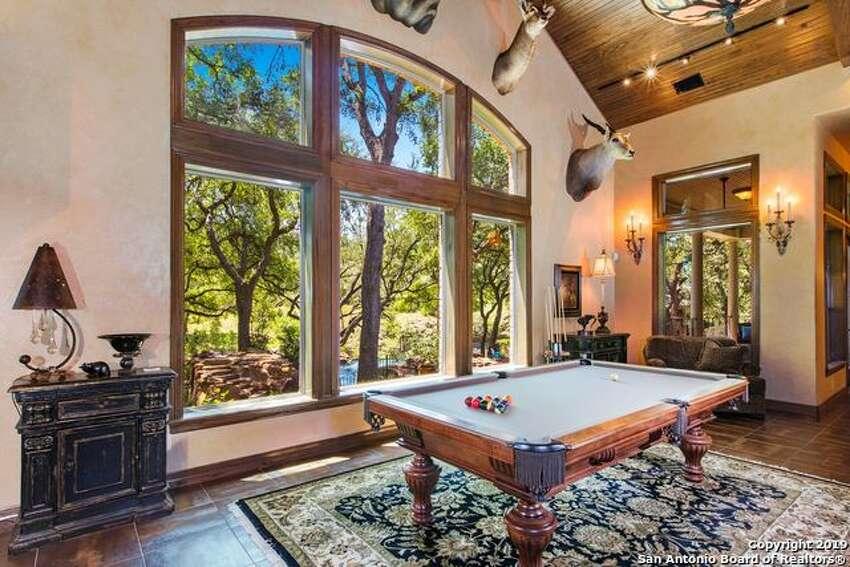 21881 Cielo Vista Dr. San Antonio, TX 78255: $6.5M 5 bedrooms   4 full baths   2 half baths   7,334 sq. ft.   Year built: 1996