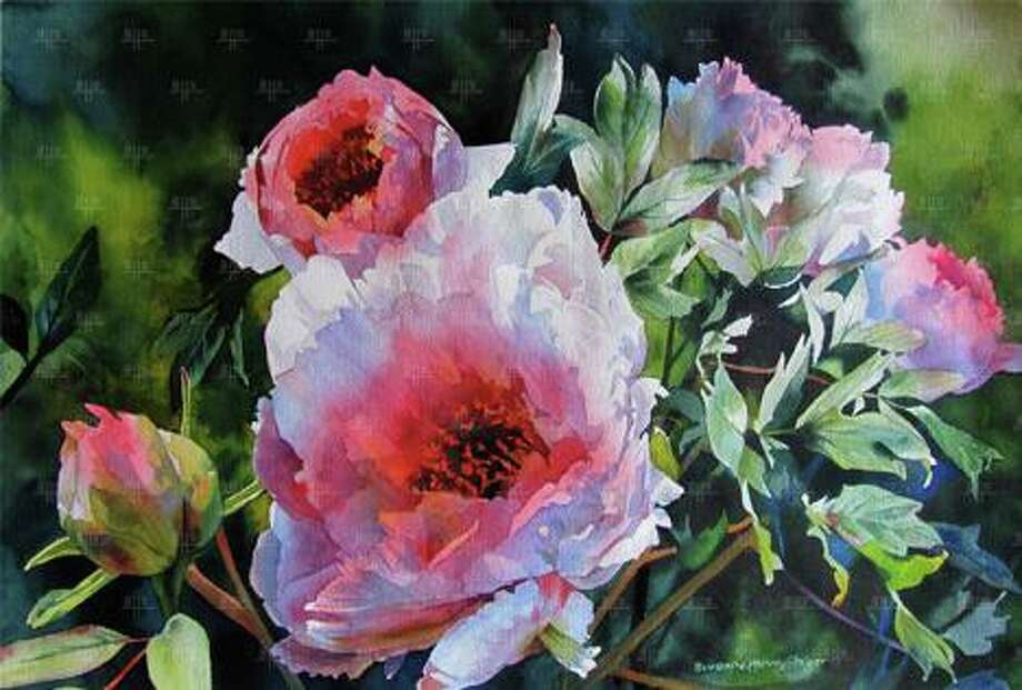 Bivenne Harvey Staiger will demonstrate watercolor painting at the Shelton Art League's meeting on Monday, Nov. 18. Photo: Contributed Photo / Connecticut Post
