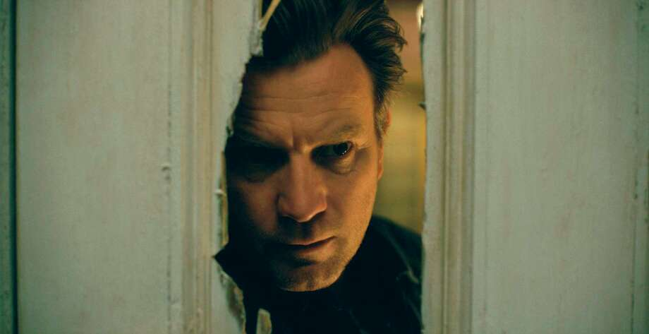 "This image released by Warner Bros. Pictures shows Ewan McGregor in a scene from ""Doctor Sleep."" (Warner Bros. Pictures via AP) Photo: Associated Press / © 2019 Warner Bros. Entertainment Inc. All Rights Reserved"