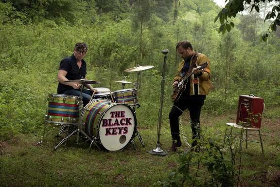the Black Keys are singer and guitarist Dan Auerbach and drummer Patrick Carney