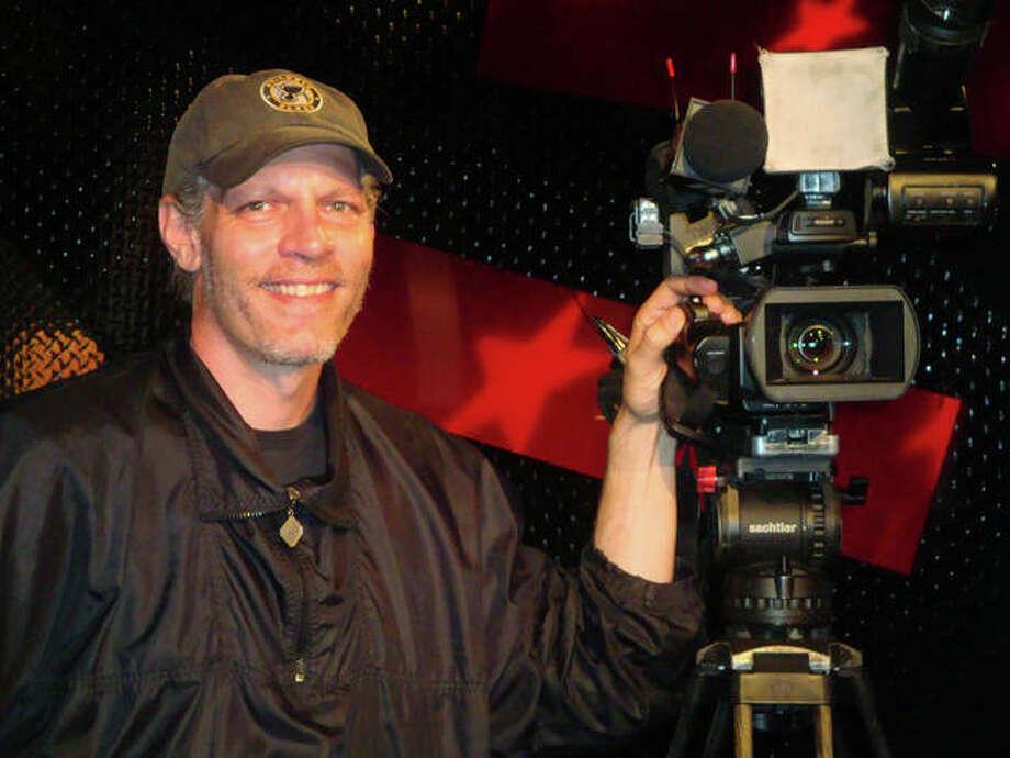 SIUE alumnus Brian Ledford, 5-time Emmy Award winner.
