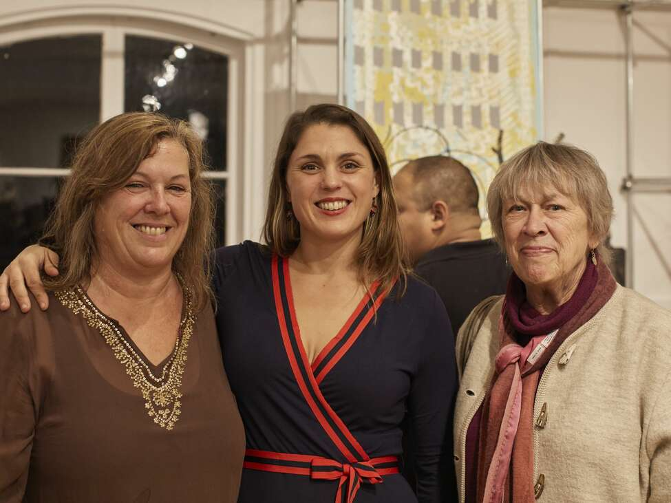 Were you Seen at the Beekman 1802 Special Deliveries Artisan Exhibit Opening on Nov. 2, 2019, in Sharon Springs, N.Y.?