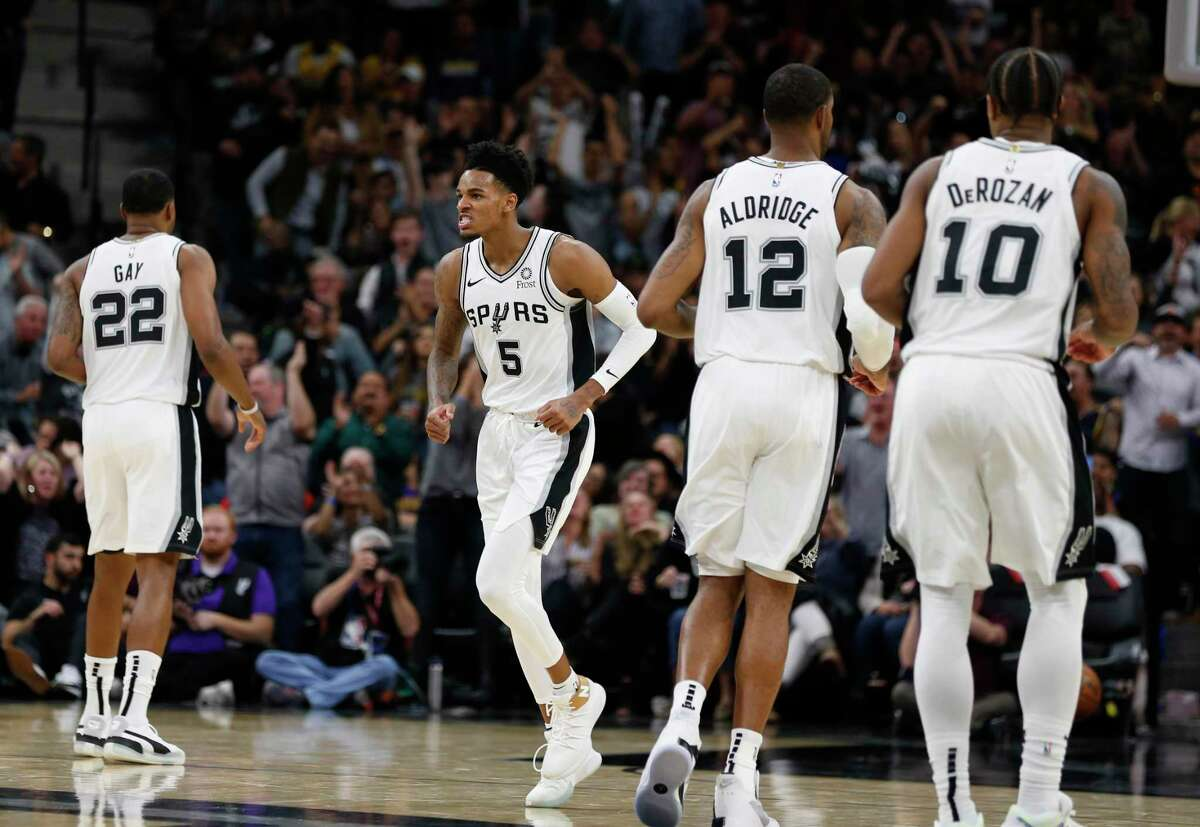 San Antonio Spurs: The San Antonio Spurs joined forces with USAA to offer military veterans up to 40% off tickets for the game against the Boston Celtics at 4 p.m. on Saturday, Nov. 9. Click here for tickets.