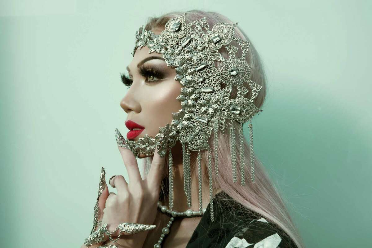 'RuPaul's Drag Race' star Plastique Tiara is from Dallas and has a huge social media following.