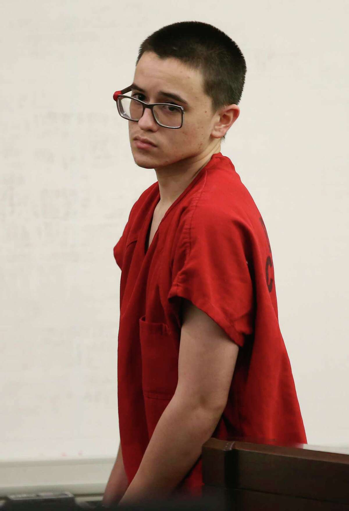 Matthew Dempsey, 18, has agreed to plead guilty to the killing of his mother, Mary Helen Dempsey.