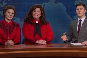 The Weekend Update Impossible Burger skit aired on 'Saturday Night Live' on November 2, 2019.