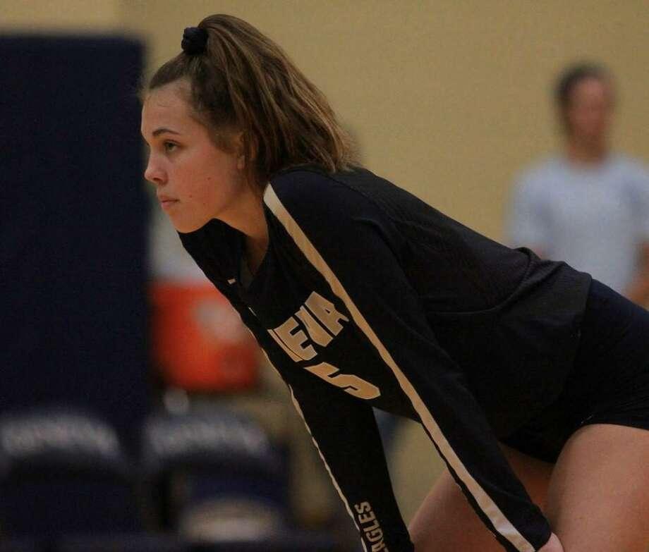Boerne Geneva volleyball player Karynn Garrow. Photo: Courtesy Photo
