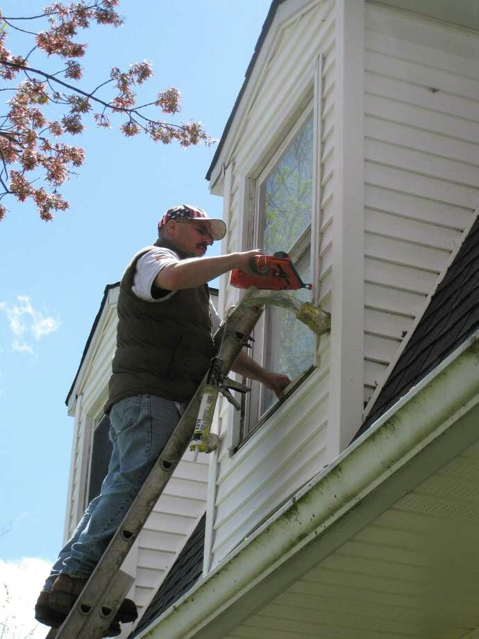 Homeowners in need of repairs to their houses have until Nov. 30 to apply to HomeFront, a volunteer action program. Photo: Contributed Photo