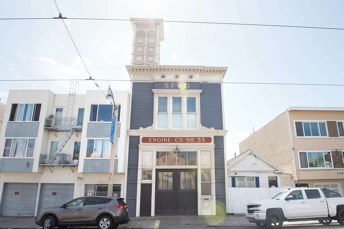 Engine Company No. 33 117 Broad St., OceanviewWhat it is now: Private residence It's hard to imagine in SF's crazy real estate today, but this Victorian firehouse was built in 1896 on property purchased fro $350, according to the Guardians of the City. Another interesting fact:
