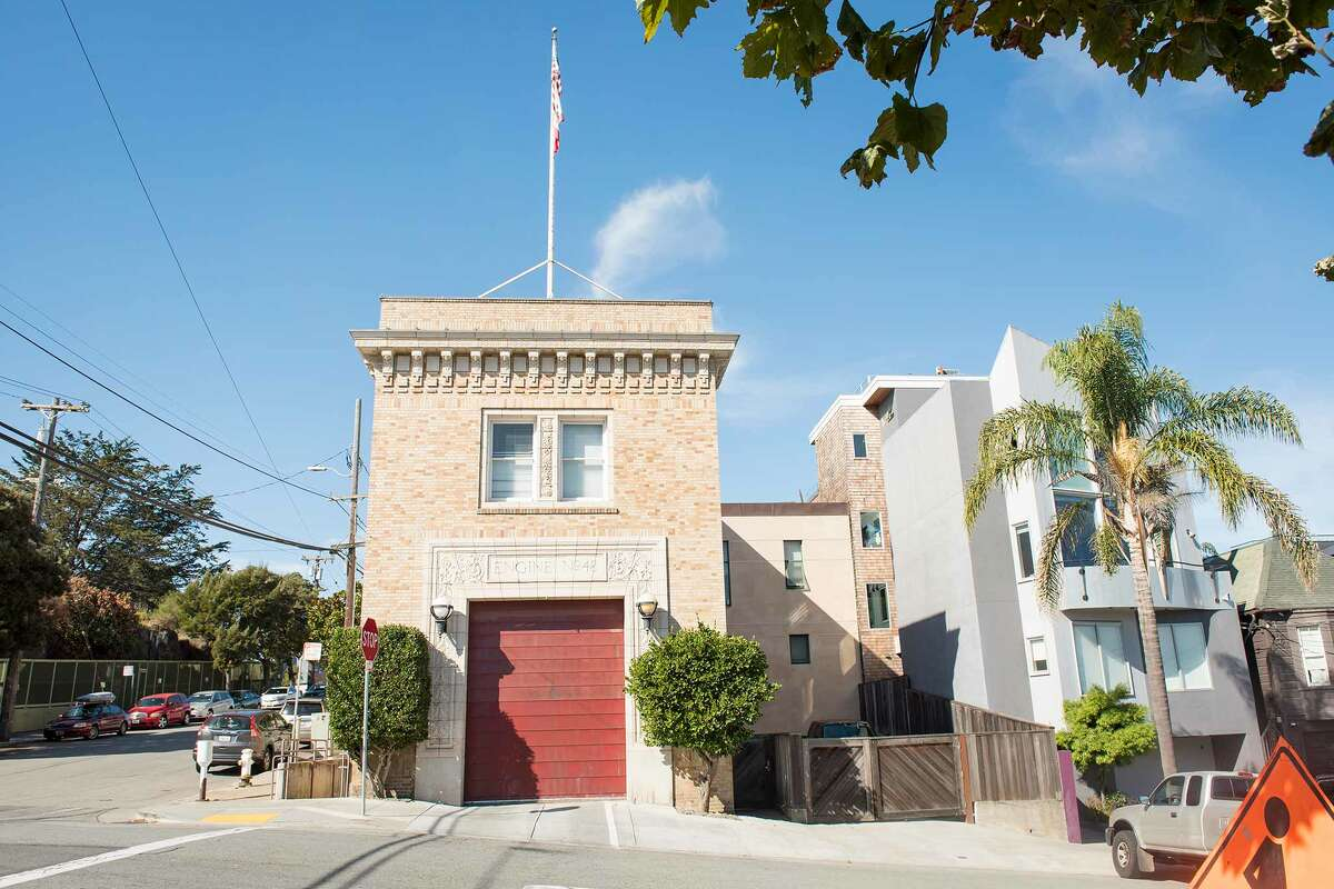 Engine Company No. 48798 Wisconsin St., Potrero HillWhat it is now: Active fire station Built in 1914, this two-story brick structure has provided protection for the Potrero Hill neighborhood for more than 100 years.