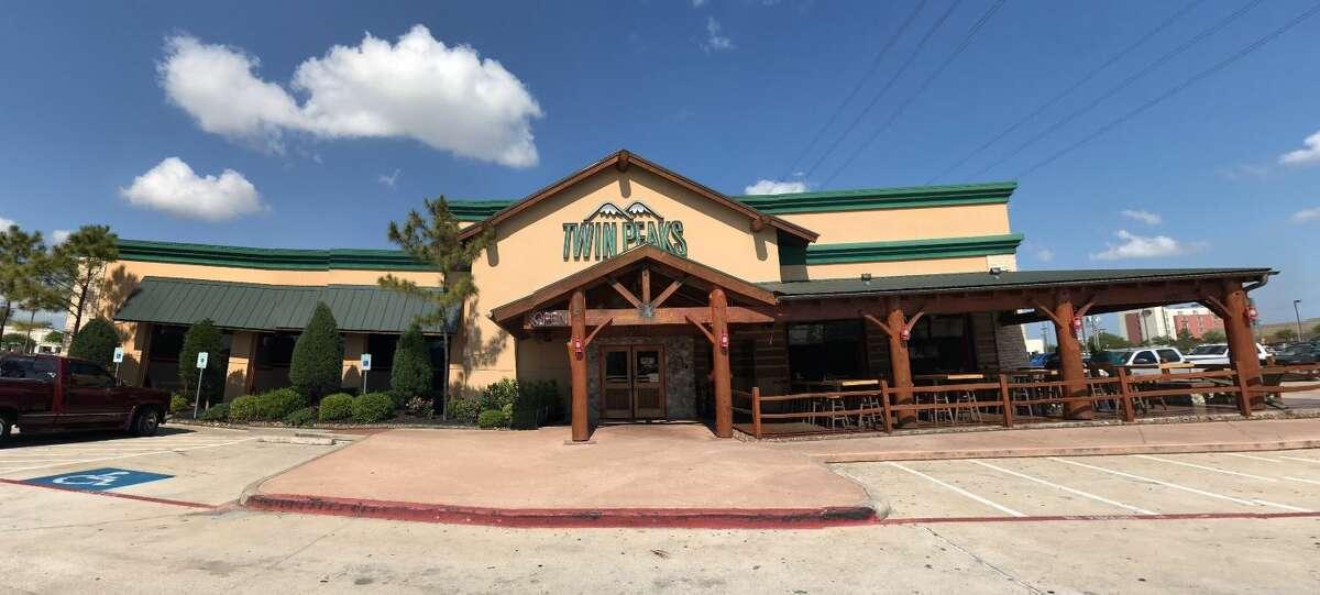 Webster: Twin Peaks20931 Gulf Fwy., WebsterTotal receipts: $136,018