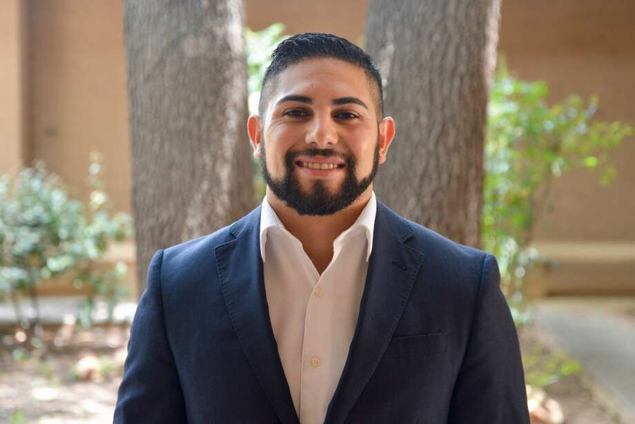 Several years ago, a lucrative oil field job lured Nicholas Michael Ramos away from higher education, but this time around he is not going to let that happen. Photo: Courtesy Photo