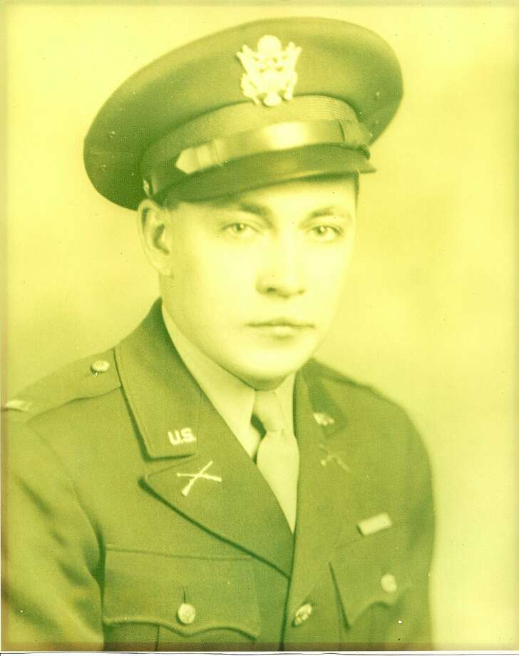 Lt. Harold Aloysius Paulson (a.k.a. Hap), U.S. Army, 3rd Armored Division. Photo: Courtesy Kevin Fisher-Paulson
