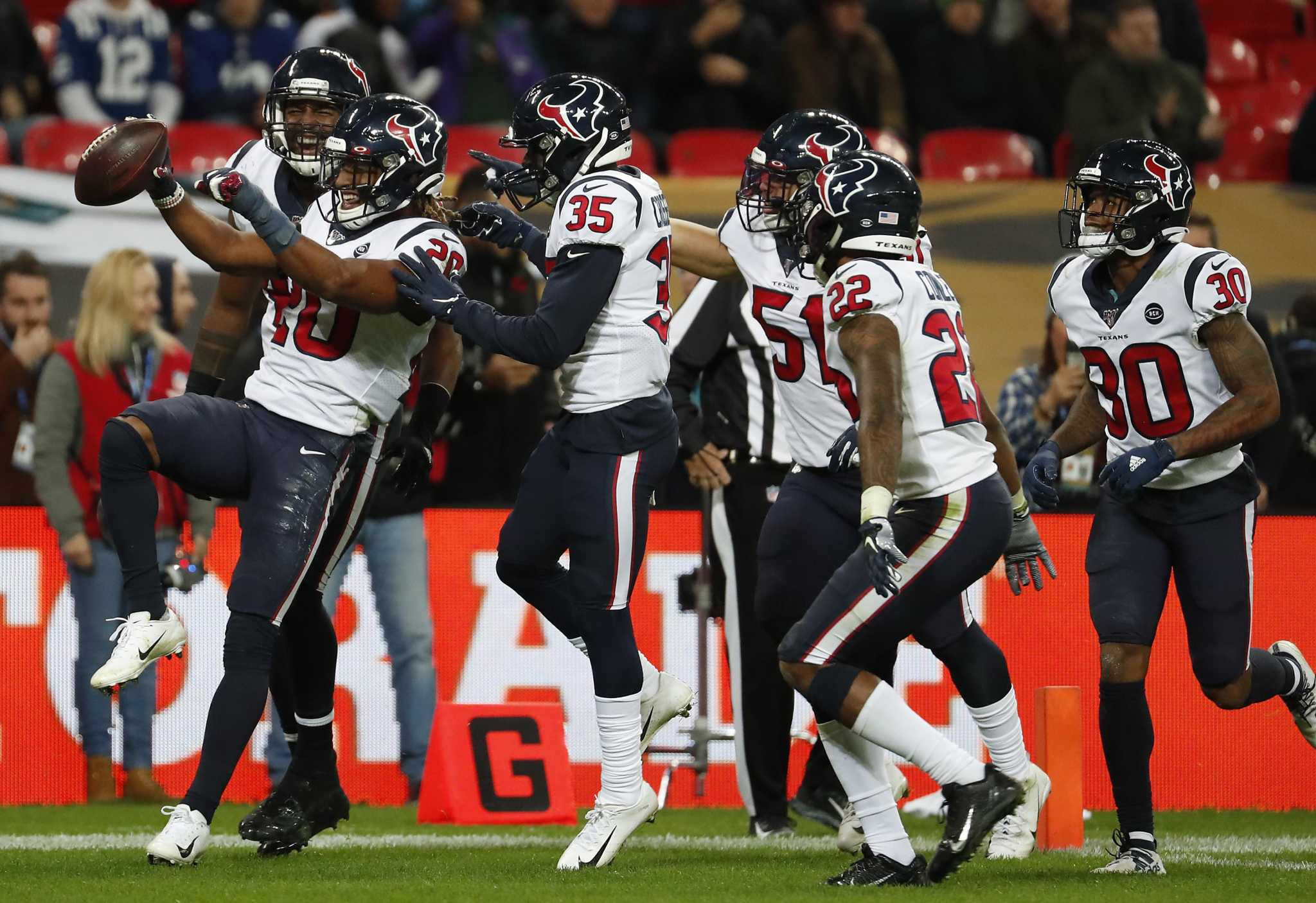 McClain: Texans get a well-timed break before key stretch