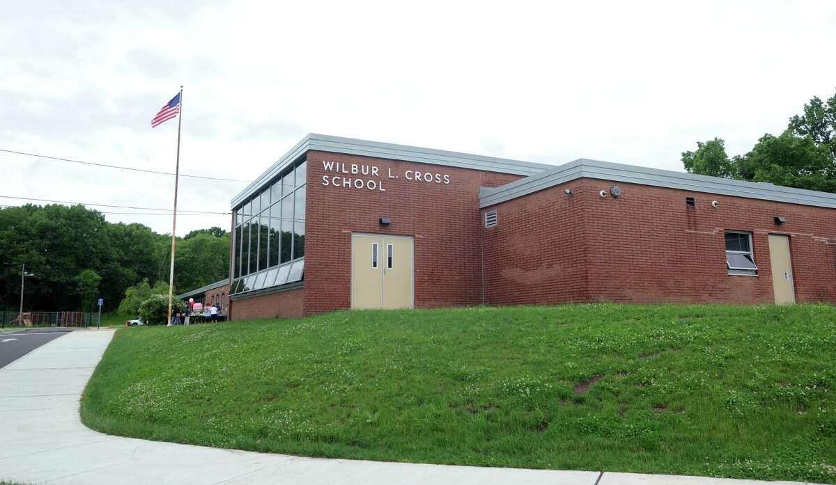 Wilbur Cross Elementary School pictured on June 14, 2013.