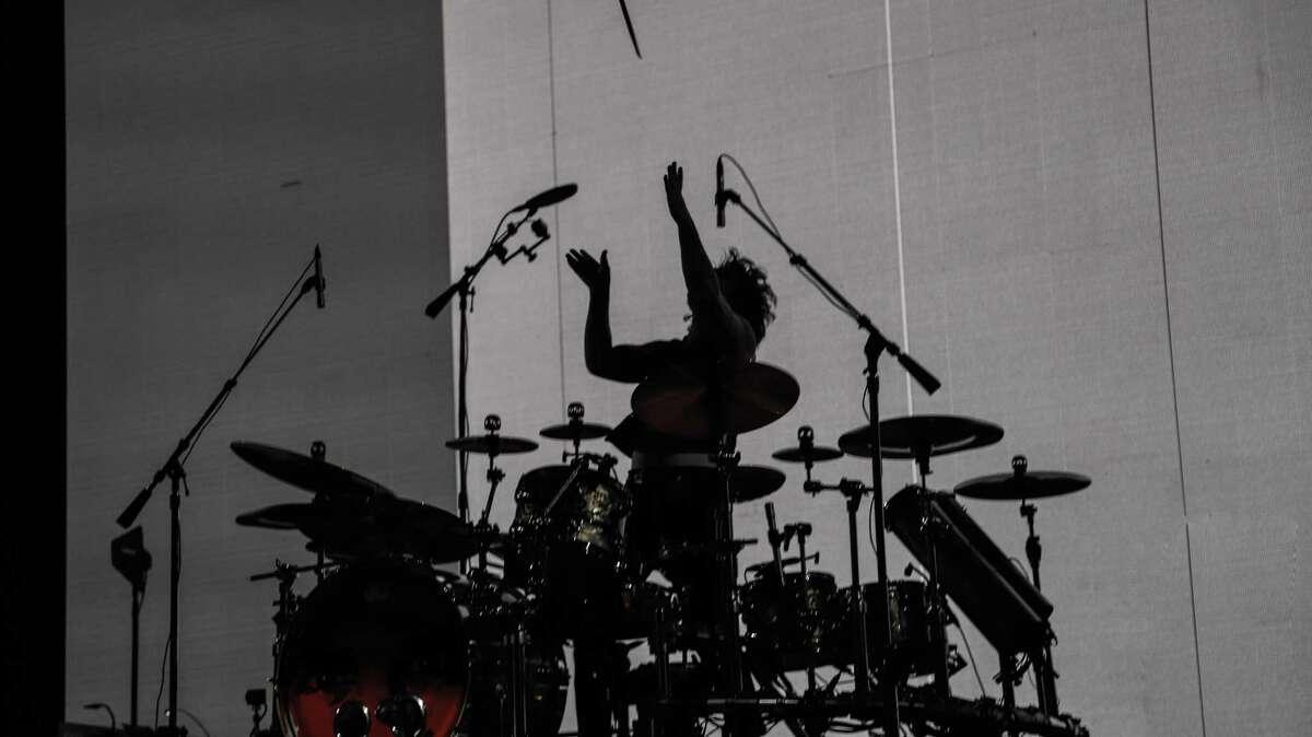 Mana drummer Alex Gonzalez is also the face of Mala Vida Tequila.