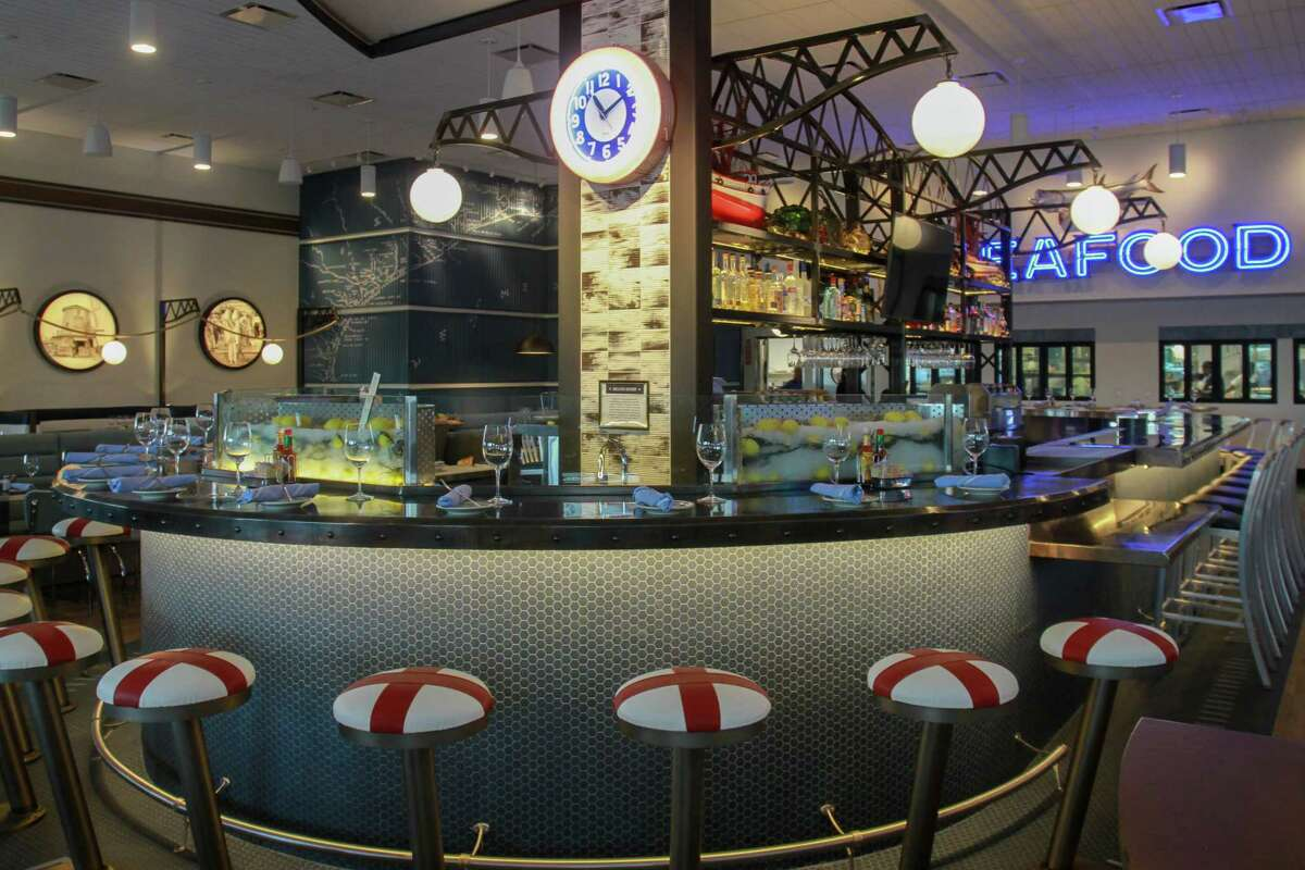 The new Goode Company Seafood is now open at 10201 Katy Freeway.
