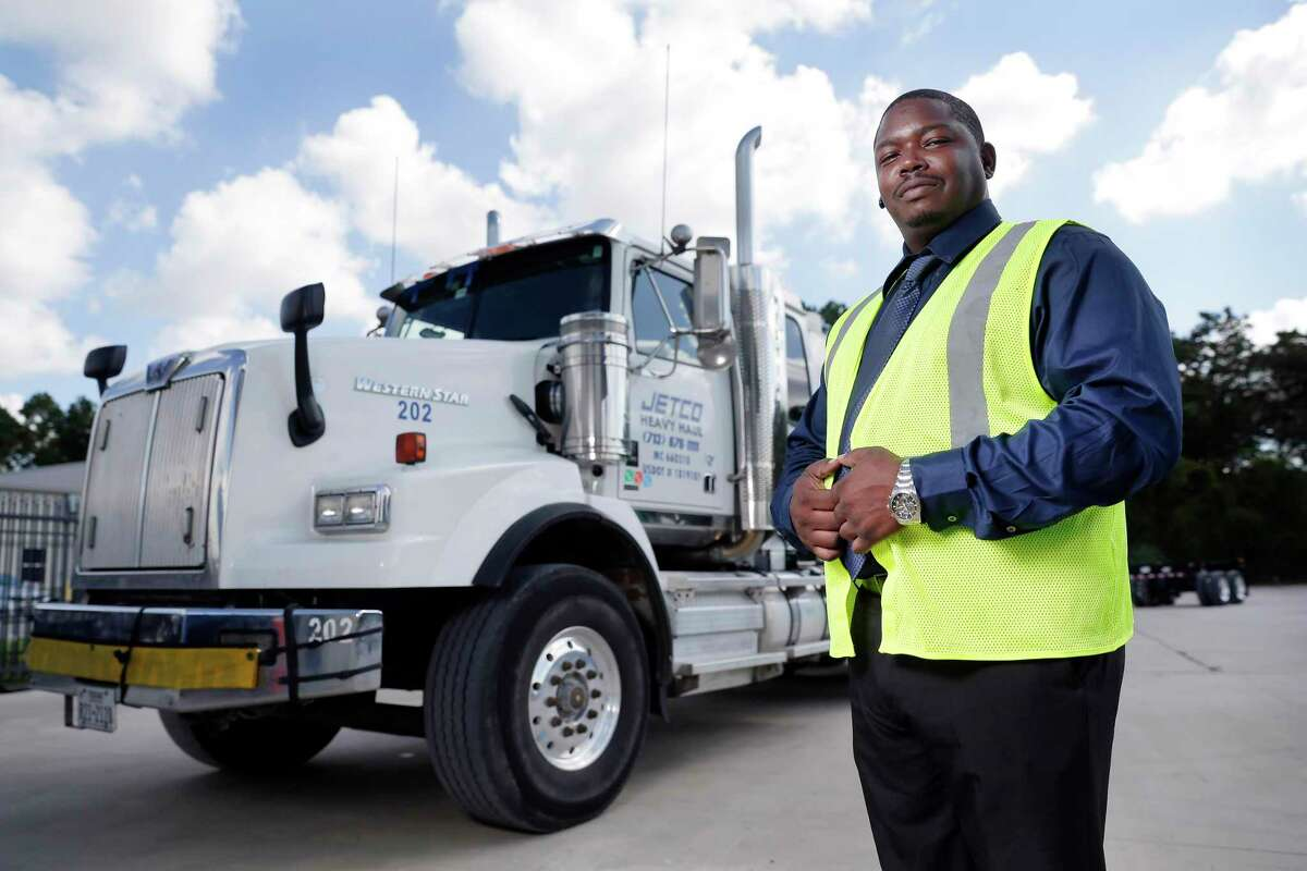 Chaun Bush says Jetco Delivery empowers its employees to have a voice and treats them as more than just numbers.