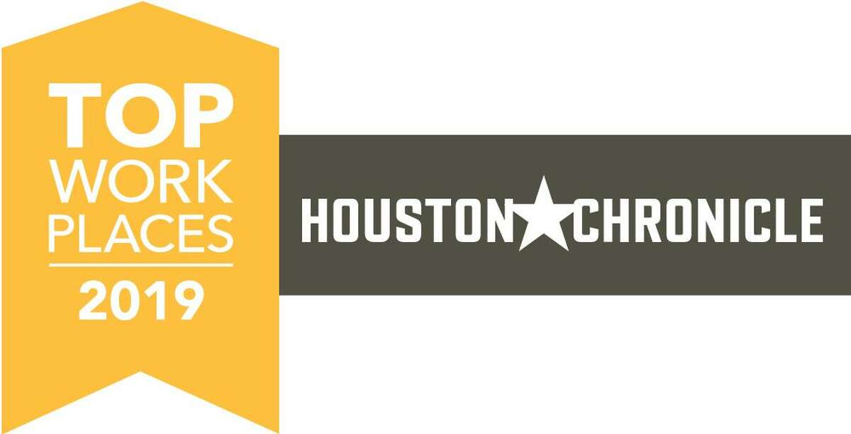 Houston Chronicle Top Workplaces 2019