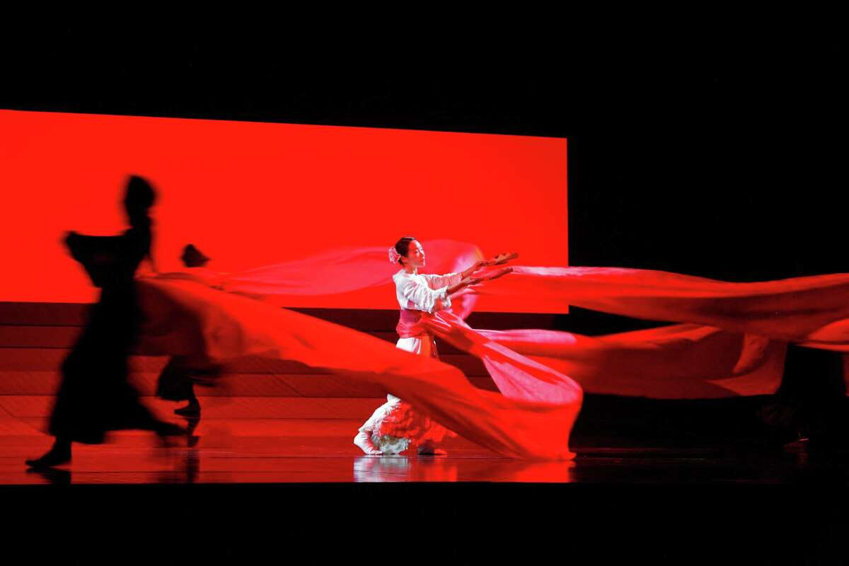 Metropolitan Opera's Madama Butterfly will be screened on Nov. 10 at 12:55 p.m. at the Ridgefield Playhouse, 80 East Ridge Road, Ridgefield. Tickets are $15-$25. For more information, visit ridgefieldplayhouse.org.