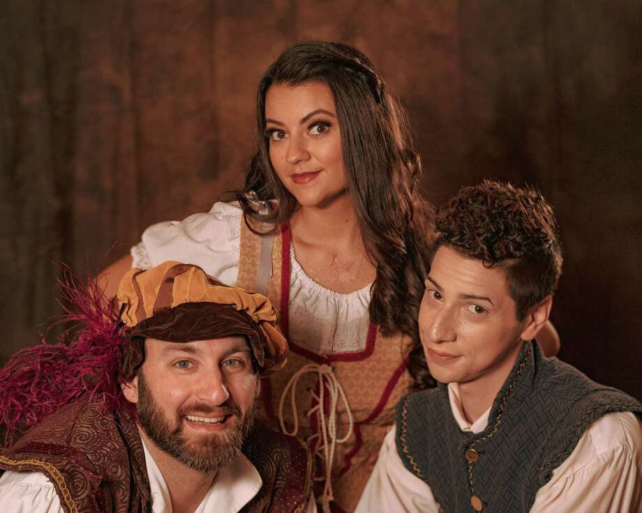 """Something Rotten"" runs through Nov. 10 at the Warner Theatre. Photo: Warner Theatre / Contributed Photo /"