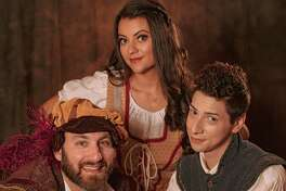 """Something Rotten"" runs through Nov. 10 at the Warner Theatre."