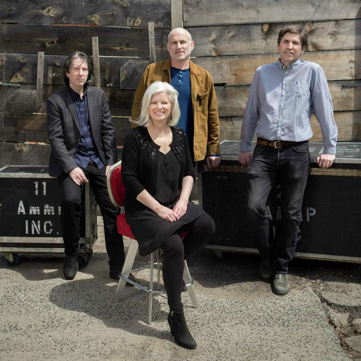The Cowboy Junkies will perform on Nov. 9 at 8 p.m. at the Ridgefield Playhouse, 80 East Ridge Road, Ridgefield. Tickets are $55. For more information, visit ridgefieldplayhouse.org.