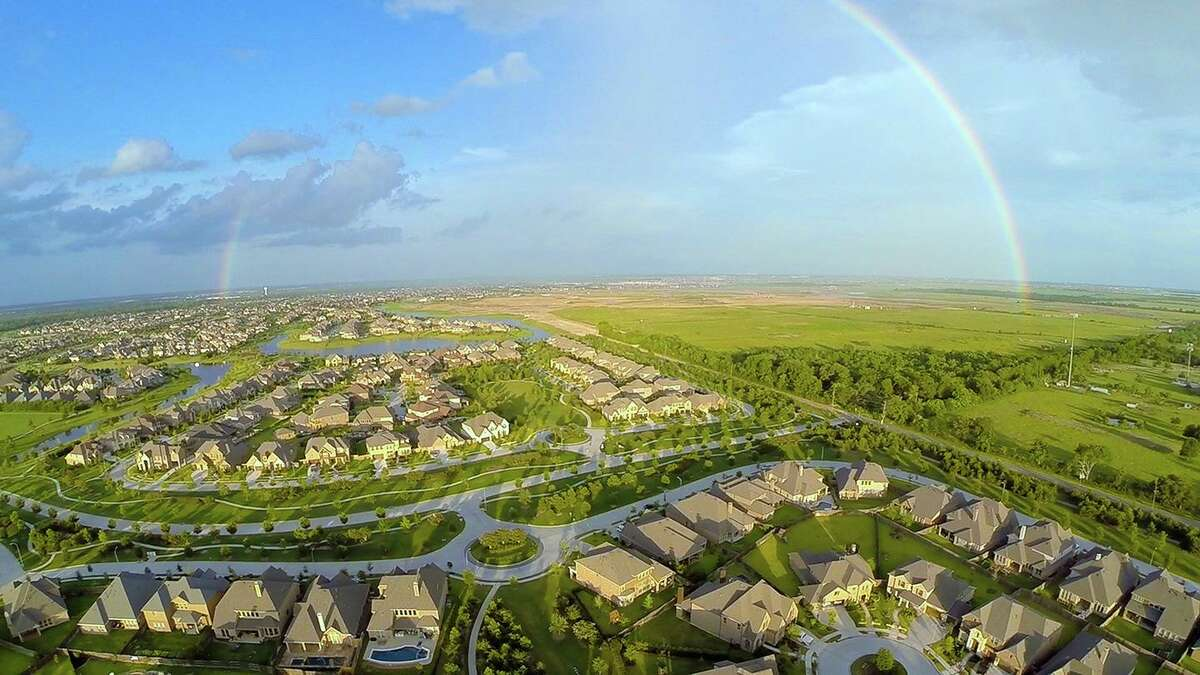 Houston civil engineering firm LJA Engineering did the planning work for Bridgeland, a master-planned community off the Grand Parkway in Katy. The 11,400-acre community features four villages and a town center with 60 miles of parks and interconnecting trails, playgrounds, pools and recreation areas, schools and retail.