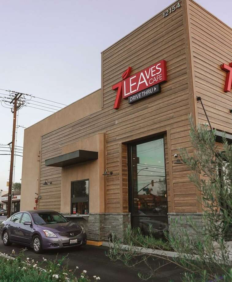 California-based 7 Leaves Café is expanding in Texas. Photo: NewQuest Properties
