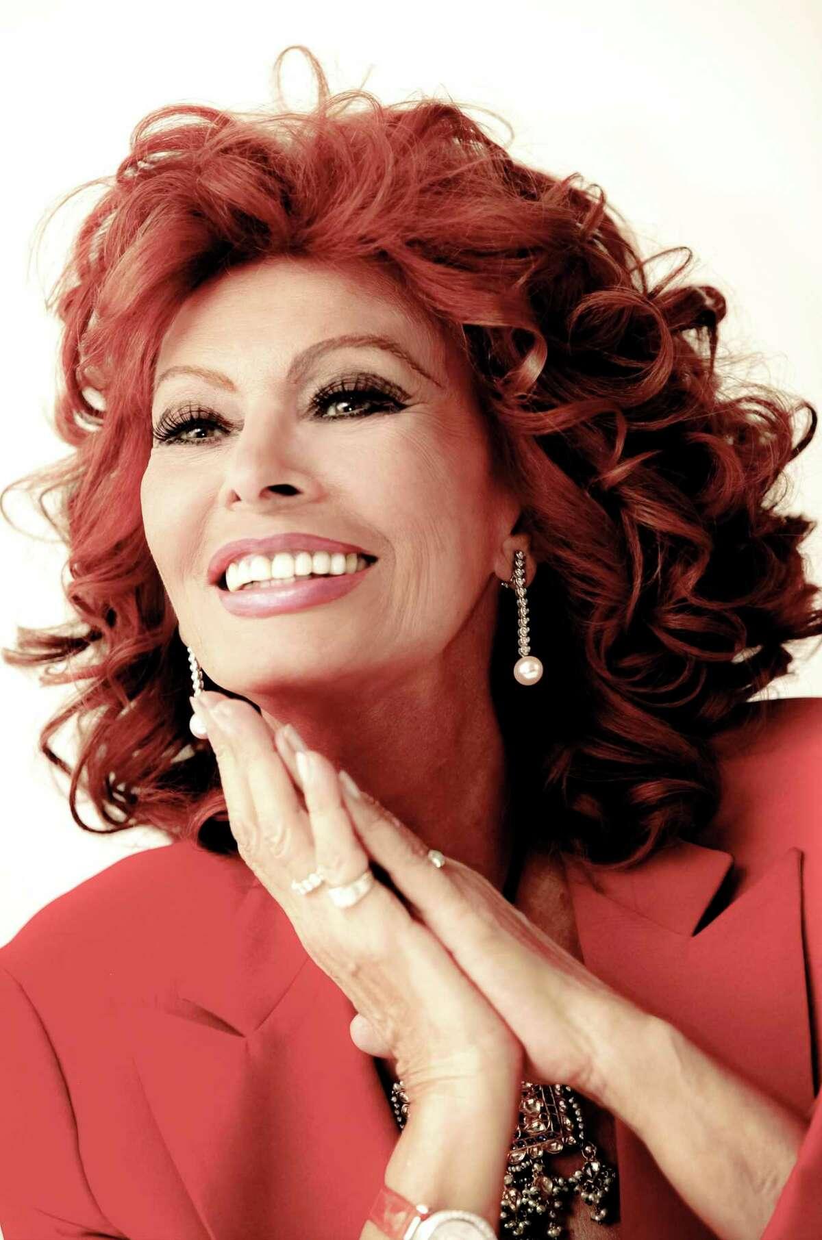 "Sophia Loren will speak during the Ridgefield Playhouse's ""Sophia Loren: An Evening with an Icon"" on Nov. 16."